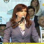 #LAFOTO | @CFKArgentina: Hemos empoderado al pueblo en sus derechos. La gente sabe cuáles son sus derechos https://t.co/Cs64uEpY8e