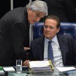 Renan defende que Delcídio seja solto em sessão com voto fechado. https://t.co/Wn1MAa2Qw9 https://t.co/DQHqHGu4Dn