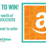 #WIN £50 worth of Amazon vouchers. RT to enter by 4.59pm on Weds 2nd Dec. #competition T&Cs https://t.co/bMxIAah5O1 https://t.co/d3GU5BPQYV