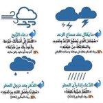 من الأدعية والأذكار عند : *رؤية المطر *نزول الأمطار ومايتبعه *سماع الرعد *دعاء الريح. #الجبيل #الجبيل_الصناعيه https://t.co/gtcTrL4Gk2