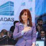 Siempre voy a estar con ustedes, quédense tranquilos. @CFKArgentina https://t.co/t3NsxXOAM9