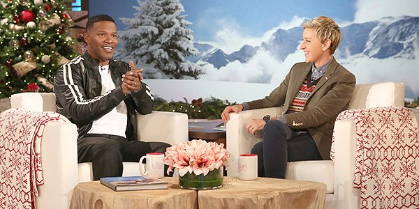 Jamie Foxx jokes that his 7-year-old daughter Annalise 'wants it all'