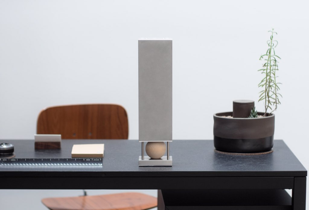 I'm excited to introduce the Steel Speaker. Now available for pre-order here: https://t.co/VDozFxDA3T https://t.co/p4F1WbXhc2