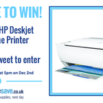 #WIN this HP DeskJet All-in-one printer! RT by 5pm Dec 2nd to enter! T&Cs https://t.co/cBHNHKn3FH #competition https://t.co/38qXLVx1Qh