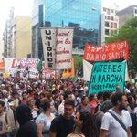 Avanza la marcha por Colón. Mujeres, hombres y niños exigen justicia y dicen #NoalaViolenciadeGenero. Enviá tu foto. https://t.co/HGmAsCpD4j