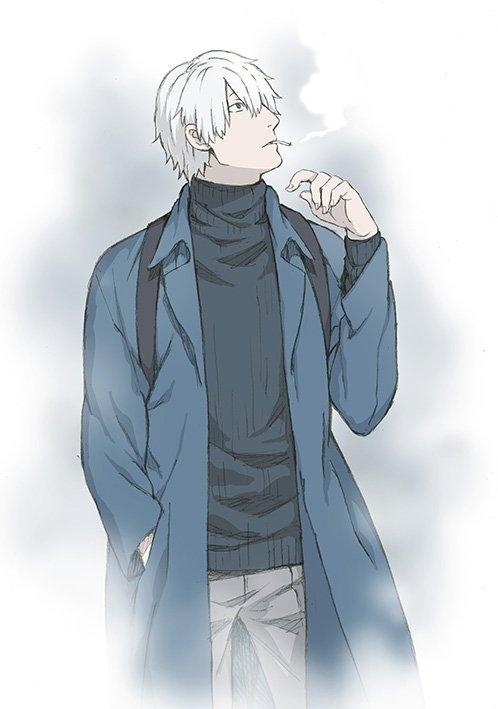 【リクエスト】蟲師のギンコ。ギンコさんには冬が似合うと思ってる、実写版まだ拝見したことがないのですがどないなもんなんでし