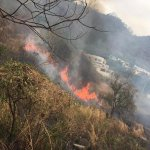 10 unidades intentan controlar incendio forestal en #CerroParaíso https://t.co/67GjL6MKiv https://t.co/S9dTzTCMk9