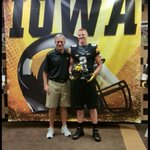 Extremely blessed to receive an offer and to commit to the Iowa Hawkeyes! Truly a dream come true!???? https://t.co/1ul9q4HrQQ