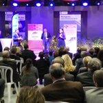 Lentreprise TADE Pays du Levant reçoit le prix Top Challengers. En direct du #Top500 à Toulon. https://t.co/YbZLcdUaKF