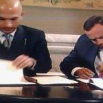 Acuerdos #CATAR #VENEZUELA en áreas de comercio, deporte, servicios, aduana, industrias, agropecuaria, petrolera... https://t.co/a59SRxBWXp