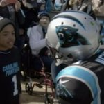 VIDEO: Cam Newton talks with young fans before game vs. Redskins, is truly awesome https://t.co/50x8d3t0Qh https://t.co/Ca3iF1WkP4