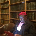 CIC @Julius_S_Malema and the EFF Delegation have arrived in Oxford for the Oxford Union Public Lecture #EFFUKTour https://t.co/LDAC3tYgQX