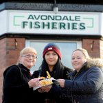 #AvondaleFisheries #Wakefield free #fishandchips on #ChristmasDay for the #homeless @LeedsNews @simonotstreets #food https://t.co/swc1HZe4J2