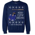 Merry Flippin Christmas: Its the Jose Bautista Bat Flip Christmas Sweater. https://t.co/QQj4LWZzQA https://t.co/gpTssNeUsk