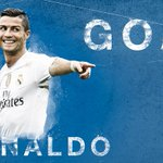 Gooool Gol gol de Cristianoooo Rooonaldooooo!!! #RMUCL #HalaMadrid https://t.co/XKl0tZwS4C