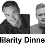 Holiday Hilarity dinner & show Dec 4th at the Club Regent Event Centre. https://t.co/6QLgDE1duO #comedy #Winnipeg https://t.co/aJDmPQT7Ds