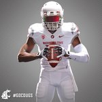 Going with the icy whites for Fridays Apple Cup! #GoCougs #RespectEveryoneFearNoOne #BusinessTrip #AppleCup https://t.co/aqR233bW5u