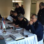 Altos Mandos Militares de #Ecuador y #Chile se reunieron en #Cuenca https://t.co/5d6DBpCqHw https://t.co/CPSzAUp23q
