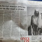 1993. In the days when the Western media was telling us how cool this #Osama guy is. https://t.co/vEklbMbMwi