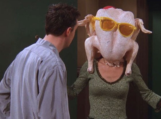 The Thanksgiving TV marathon binge guide for you and your food baby: