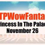 Good morning, dabarkads! Gusto niyo na ba ako makita mamaya sa Princess In The Palace?💃 #PITPWowFantastic https://t.co/yxnTpHIA5W