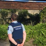 Update: Police have evacuated Hamilton Gardens due to a bomb threat. https://t.co/l5v2qK4Yin https://t.co/FhuYBbnyFI
