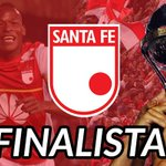 ¡@SantaFe finalista de la #CopaSudamericana! https://t.co/iF0hfBxhuY