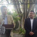 Inicia rueda de prensa del gobernador @AristotelesSD y @GomezAlvarezD hablando del @MIDEJalisco y @EVALUAJalisco https://t.co/vXVo7DDJrZ