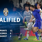 Through to the #UCL round of 16... Bravo, Juventus! https://t.co/72Q4CAUUjV