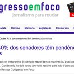Quase 40% dos senadores q votam se Delcídio deve ficar preso ou não têm pendências criminais https://t.co/io9MAy51kI https://t.co/xIv2jpnFQE