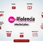 #Infografía interactiva ¡No más violencia contra las mujeres! #NoTeCalles ¡DENUNCIA! https://t.co/nXoFZQHpe2 https://t.co/n4PJViUdkk