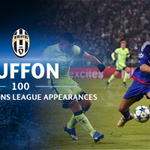 A special mention to @gianluigibuffon, who joins the #UCL 100 club! https://t.co/F0Y0n0NsZ6