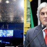 URGENTE: Senado vota por manter preso o senador Delcídio Amaral https://t.co/8hmTCOov7B https://t.co/VXcHZEe37h