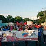 #MaduroIndestructible Candidat@s d la Patria Rumbo a La Vitoria 6D junto al Pueblo Pquia Corazón de Jesús Venceremos https://t.co/spET0N9q2t