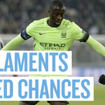 """""""We were not clinical,"""" says @YayaToure. Ivorians #juvecity reaction: https://t.co/TsYhryeSMY #mcfc https://t.co/7iUqUoLJrA"""
