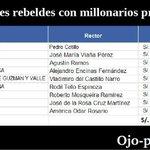 #LeyCotillo Rectores de universidades que no quieren abandonar el cargo ejecutaron solo entre 50%y70% de presupuesto https://t.co/WILJL7Ek5F