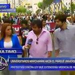 #LeyCotillo: regidor Augusto Rey y exprocurador Arbizu participan en marcha https://t.co/Sz87322WC1 https://t.co/hEQOkXh7st