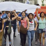 "San Marcos, PUCP y Villarreal marchan contra la ""#LeyCotillo"" https://t.co/qHi4MpHnGc https://t.co/s5M8SdJFz0"