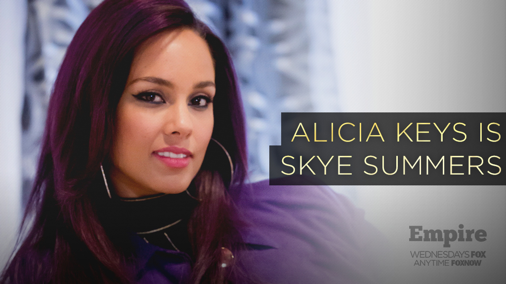 Welcome to the #Empire, @aliciakeys! https://t.co/c90xJ2AhTB