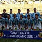 [SUB 15] ¡Vamos los pibes! @Argentina le ganó 3-1 a #Paraguay y pasó de ronda en el Sudamericano de Colombia. https://t.co/aKFpLJsb6Z