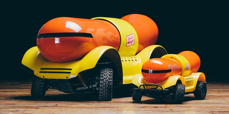 Follow us to get the hottest #CyberMonday gift, the Mini #WIENERROVER. 20 on sale today, sale times vary. https://t.co/7994vnuzdI
