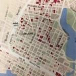 Downtown #oakland has around 40 acres of parking lots and vacant lots ripe for development. https://t.co/kRVnq6dkHm