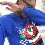 Need that sweater  RT @wizkhalifa: Merry Chrimuh. https://t.co/aTOJwEp7o6