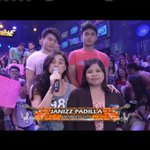 Si Janizz ang pambato ni @annecurtissmith with Hashtag Boys sa Singing Mo To  #ShowtimeToMihoLive PTA https://t.co/W0cu9SicnV