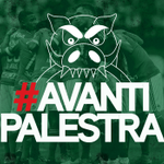 Bola rolando no 1º jogo da final da Copa do Brasil! #AvantiPalestra #SANxPAL https://t.co/pbLv9tHHGN