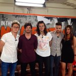 The boys with @gwengl333 at the press conference in Mexico City today (25 Nov) #2 https://t.co/M3lwwoNOcf