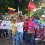 #BARINAS Sector Andres Bello y San José Pquia Corazón de Jesús #AquiGanaChavez #MaduroIndestructible #ConElMazoDando https://t.co/2tgKUZ9Crh