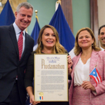The awesome reason @angiemartinez is getting her own day in #NYC. https://t.co/Ua856rAwsV https://t.co/bU3ifVgqw8