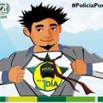Cuando vivas la experiencia de #PoliciaPorUnDia tendrás la oportunidad de sacar el Policía que llevas dentro https://t.co/vPTUmLsTIA