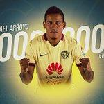 74 Gooooolaaaazooo!!! de Michael Arroyo @ClubAmerica 4-1 @clubleonfc #JuntosPorLaGloria https://t.co/aUkBoGt6db